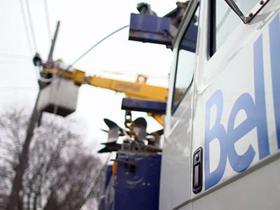 Bell Canada uses Intergraph G/Technology Fiber Optic