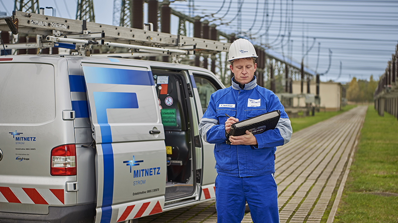 MITNETZ STROM smart power grid