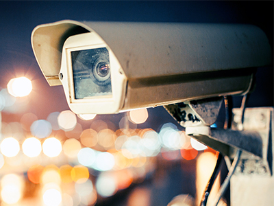 surveillance with dispatch capabilities