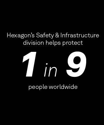 Hexagon protects 1 in 9 people worldwide