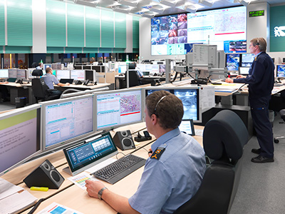Intergraph Computer-Aided Dispatch