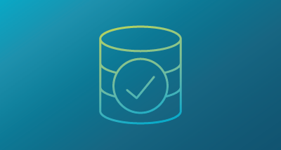 Data quality icon