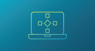 workflow health management software icon