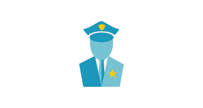 Law Enforcement Icon
