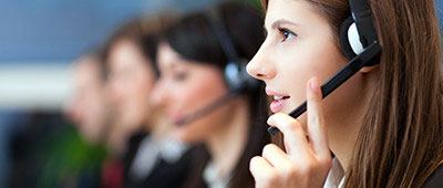 Support and Training Customer Call Center