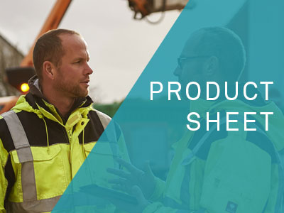 Intergraph NetWorks Product Sheet