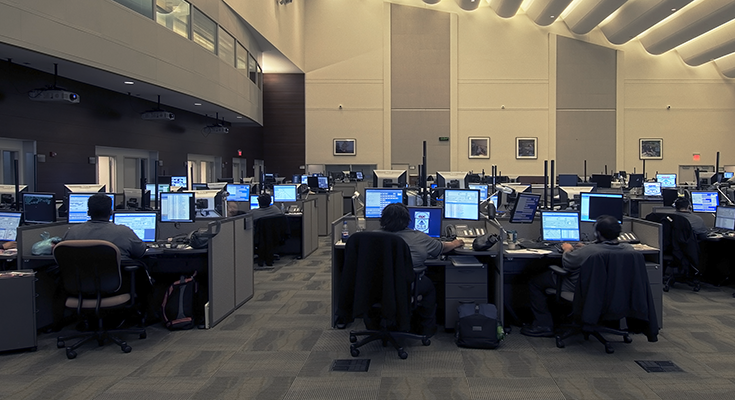 Dispatcher responds to challenge of multi-agency communication