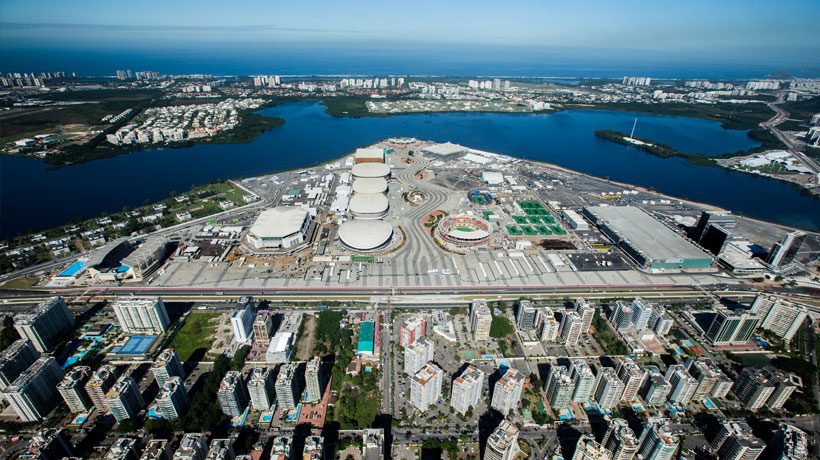 Public Safety During Rio Olympic Games