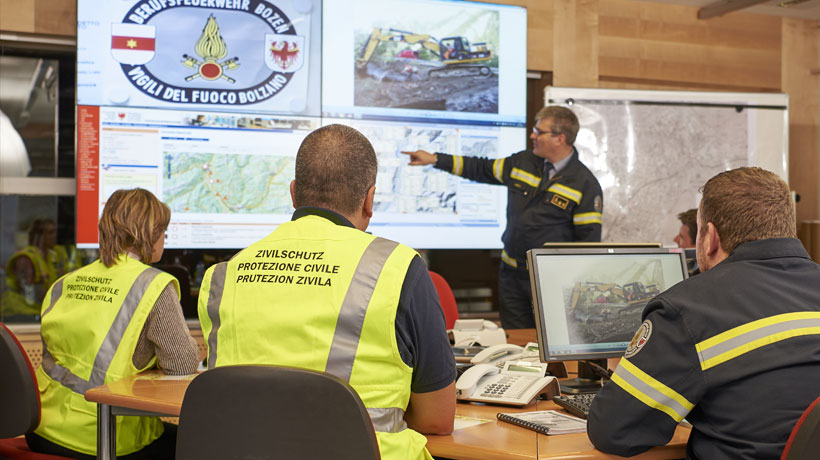 South Tyrol Improves Incident Response with Computer-Aided Dispatch