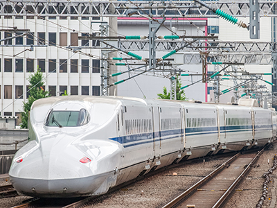 A speed train with safe infrastructure